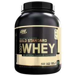 Optimum Nutrition 100% Whey Gold Standard Naturally Flavored (2178-2273 г)