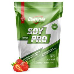 Протеин Geneticlab Nutrition Soy Protein (900 г)
