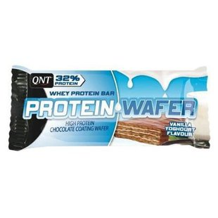 QNT Protein Wafer Bar 35 г