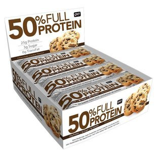 QNT Full Protein Bar 50% 12 шт.