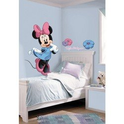 Наклейки RoomMates RMK1509GM Disney Минни Маус
