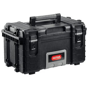 Ящик KETER Gear Toolbox (17200382) 56.4 х 35 x 31 см 22''