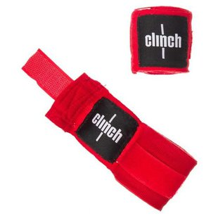 Кистевые бинты Clinch Boxing Crepe Bandage Punch 255 см