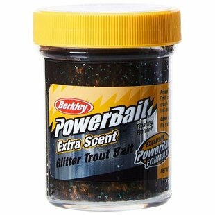 Паста Berkley PowerBait Extra Scent Glitter Trout Bait