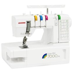 Janome Cover Pro 7000 CPS